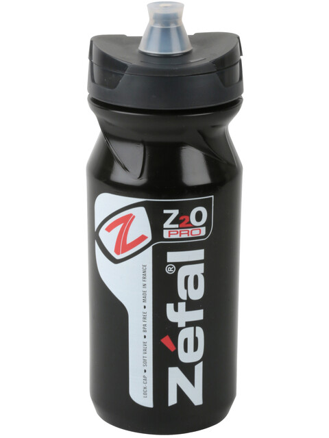 Zefal Z2O Pro 65 Drink Bottle 650 ml black